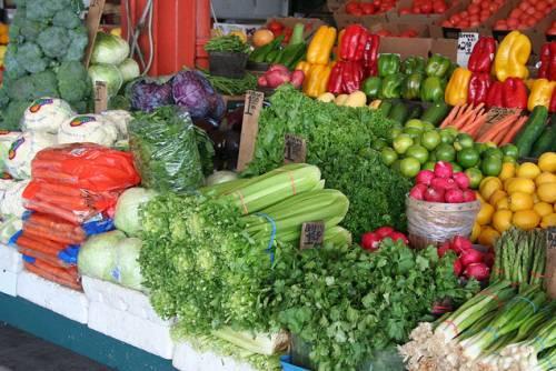 Овощи для здоровой диеты
