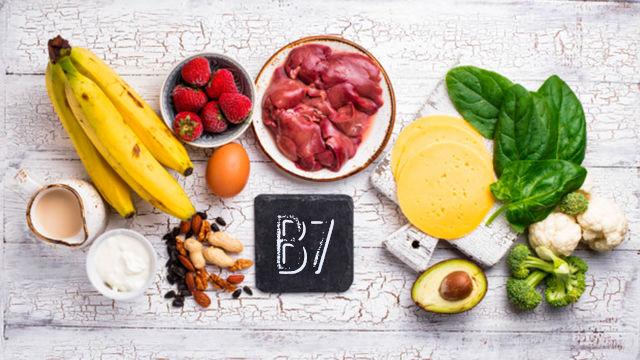 Главные пищевые источники витамина B7