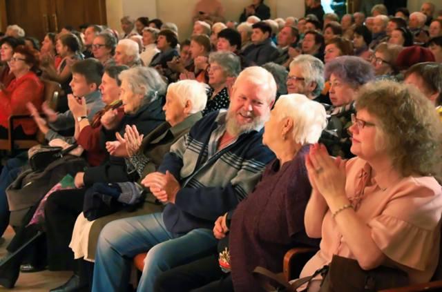 Социальный досуг для оздоровления пенсионеров