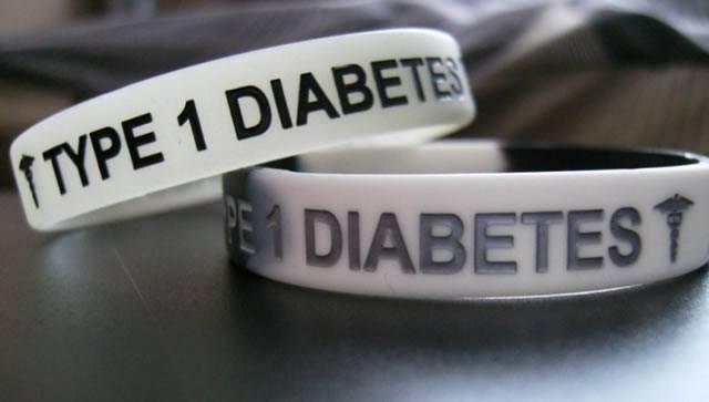 Браслет диабетика 1 типа