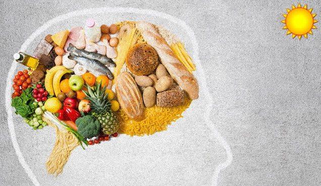 Продукты питания насыщающие мозг питательными веществами