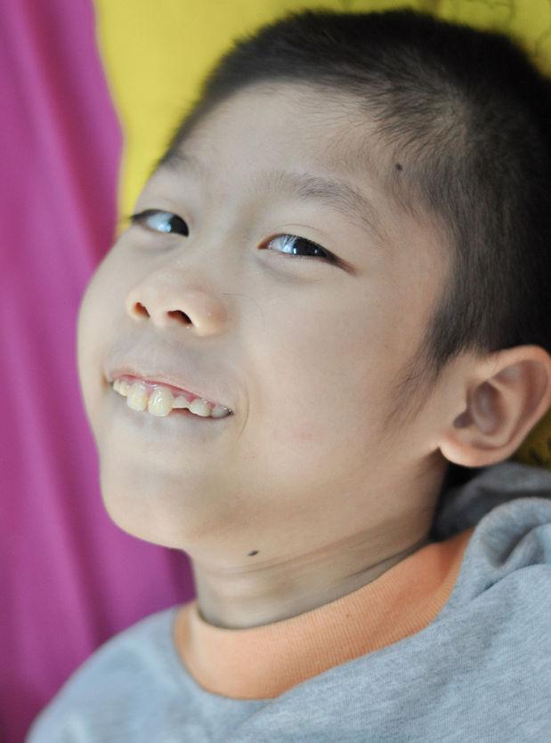 Ребенок с церебральным параличом