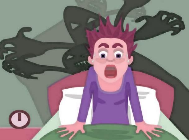 Страхи и напряжение всегда сопровождают неврозы сердца
